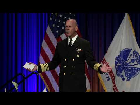 WEST 2018 6 February: Luncheon Keynote: ADM Scott H. Swift, USN, Commander, U.S. Pacific Fleet