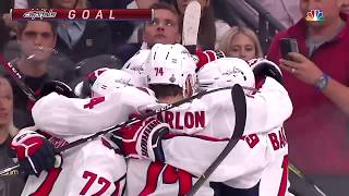 Most Electricifying Goals For The Washington Capitals (Ovechkin Era)