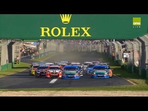 2015 V8 Supercars - Albert Park - Race 2