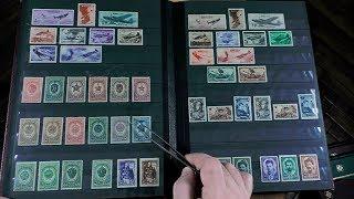 старые новые марки СССР и ещё много всяких