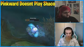 No Shaco! Just A Normal Day For Pinkward...LoL Daily Moments Ep 1132