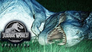 Jurassic World Evolution Gameplay German Jurassic World Evolution D...