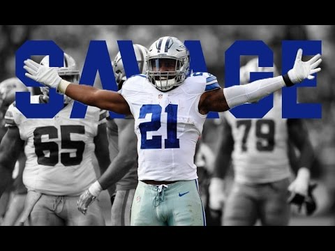 "Ezekiel Elliott || ""21 Savage"" 
