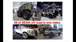 All 5 days of SEMA in one video - SEMA 2018