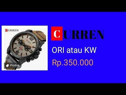 Review Jam Tangan CURREN || ORI atau KW