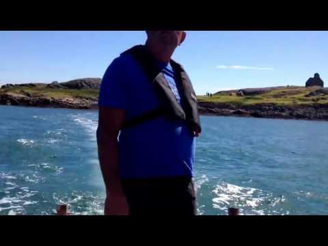 My Boat Trip Back From Dalkey Island, Dalkey Co Dublin, Ireland In Summer 2016