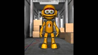 Talking Roby the Robot Is Broken