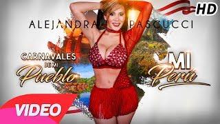 #BellasdelaCumbia / Mi Perú - Alejandra Pascucci [Video Lyrics]