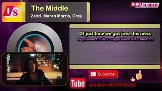Video (Lirik Terjemahan Indo) Maren Moris, Grey & Zedd - The Middle download MP3, 3GP, MP4, WEBM, AVI, FLV Maret 2018