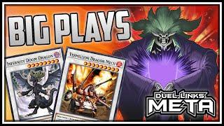 BIG Plays with Infernity! [Yu-Gi-Oh! Duel Links]