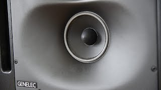 Genelec 1238A + 7380A – LowBeats Soundcheck (binaural)