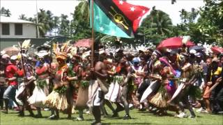 DWU Madang Cultural Day 2010