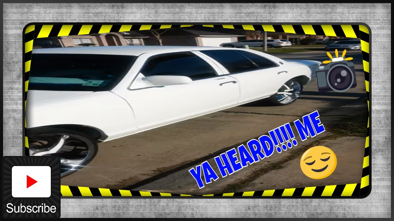 Grand marquis 24's reconstructed