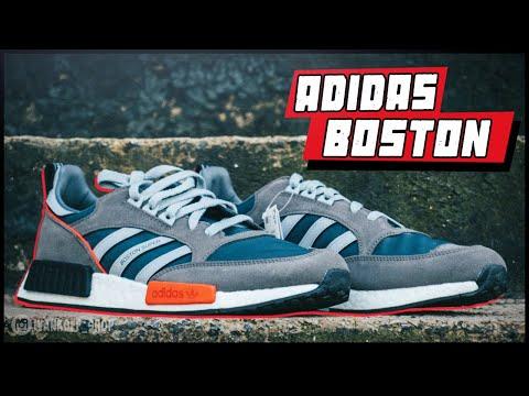 Adidas Boston Super X R1 - история и обзор