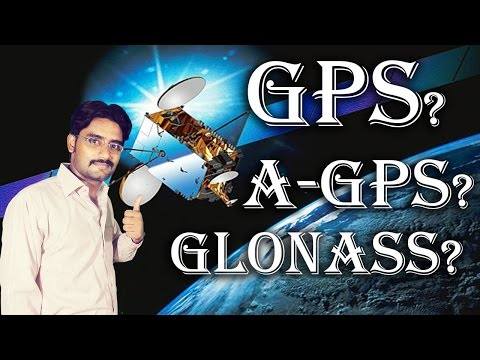GPS? A-GPS? GLONASS Location Tracking Explained