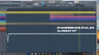 Khandeshani Malan - DJ Rohit RT (Khandeshi Song)
