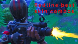 Redline best skin combos in Fortnite !