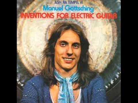 Manuel Göttsching - Inventions for Electric Guitar (Full Album) 1975