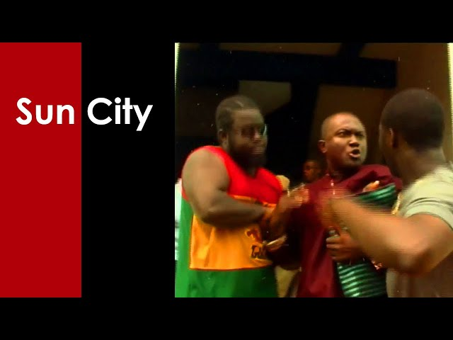 Sun City - Visa Fraud  | TV SERIES GHANA