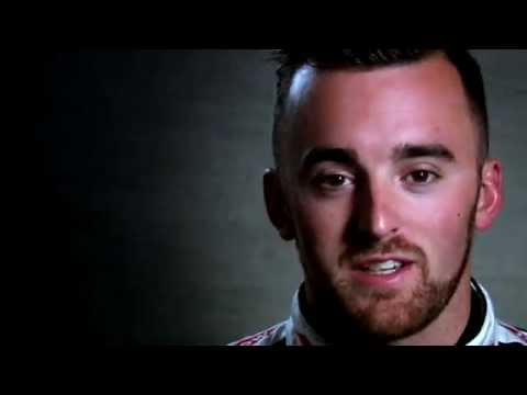 Austin Dillon Talks Crash at Daytona (for Fox Sports 1)