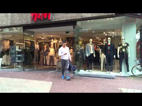 Shopping in Arnhem