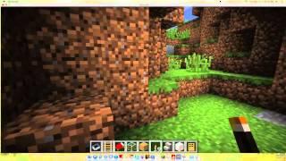 Minecraft episode #1 biggest minecraft house in the world