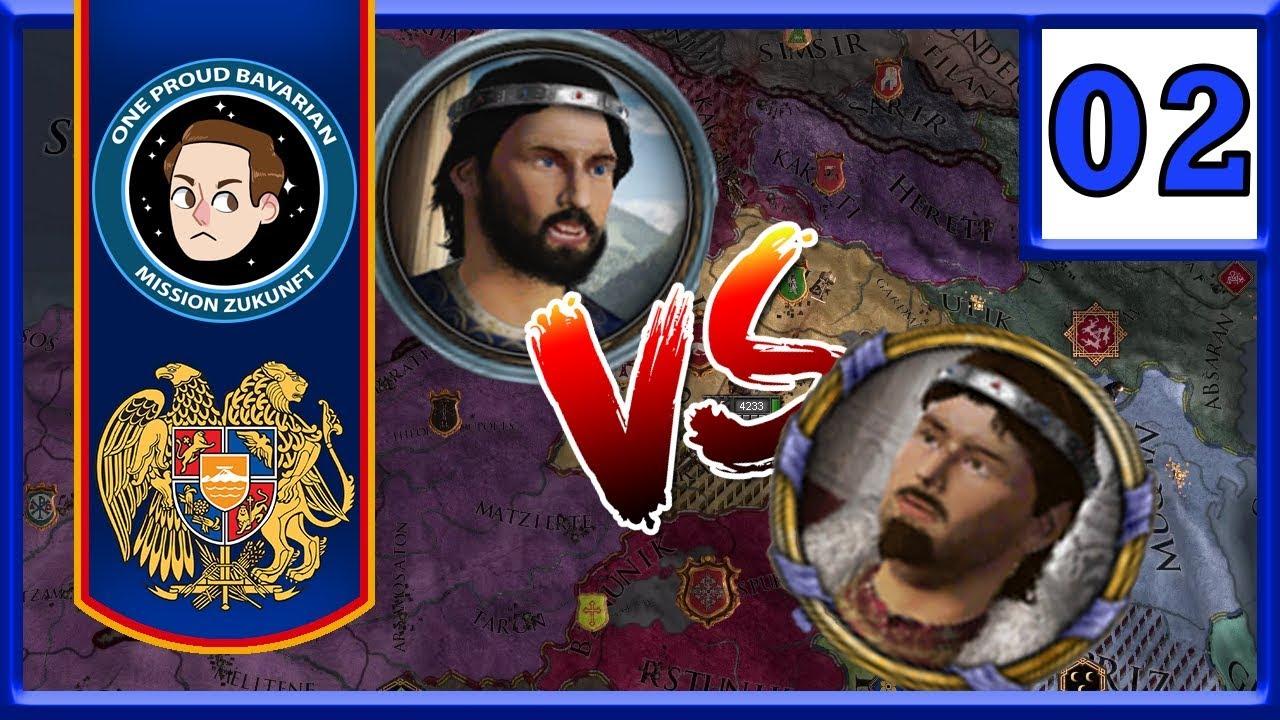 Messalian Glory #2 - CK2: H I P - The False Son Of Lucifer