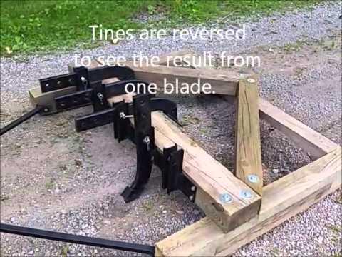 Atv Box Blade