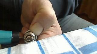 Свеча зажигания мощность искры BCP7ET BKR7EIX-P .wmv(BCP7ET BKR7EIX-P свечи без резистора и с резистором мощность искры the spark plug without resistor and resistor spark power свечи без резист..., 2011-11-06T07:40:58.000Z)
