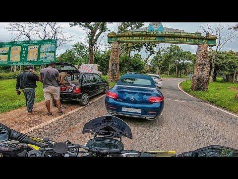 Riding through Bandipur tiger Reserve to OOTY | Mudumalai | Karnataka |