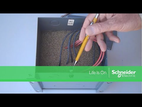 Mounting & Wiring Sealed Epoxy Resin Encapsulated Transformers | Schneider Electric Support