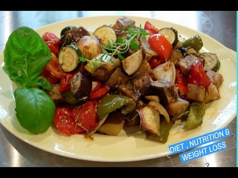 Easy baked vegetables recipe
