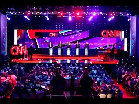 Democratic Presidential Candidates Finally Debate!