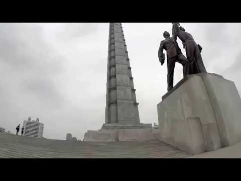 Juche Tower, North Korea (DPRK)