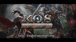 KOS - Kings of Sanctuary(キングスオブサンクチュアリ)公式プロモーションビデオ第一弾