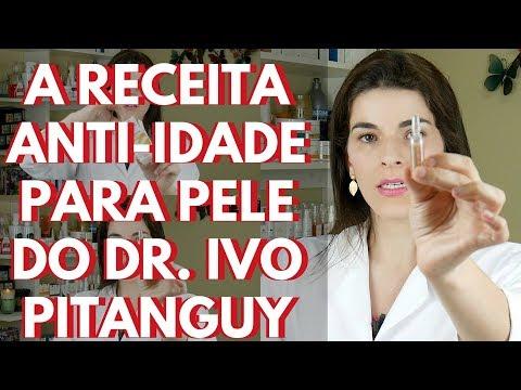 A Receita Anti-Idade do Dr. Ivo Pitanguy - Creme para Pele usado por Celebridades