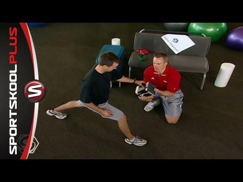 Alleviate Knee Hip Pain with Fitness Coach Mark Verstegen Part 2