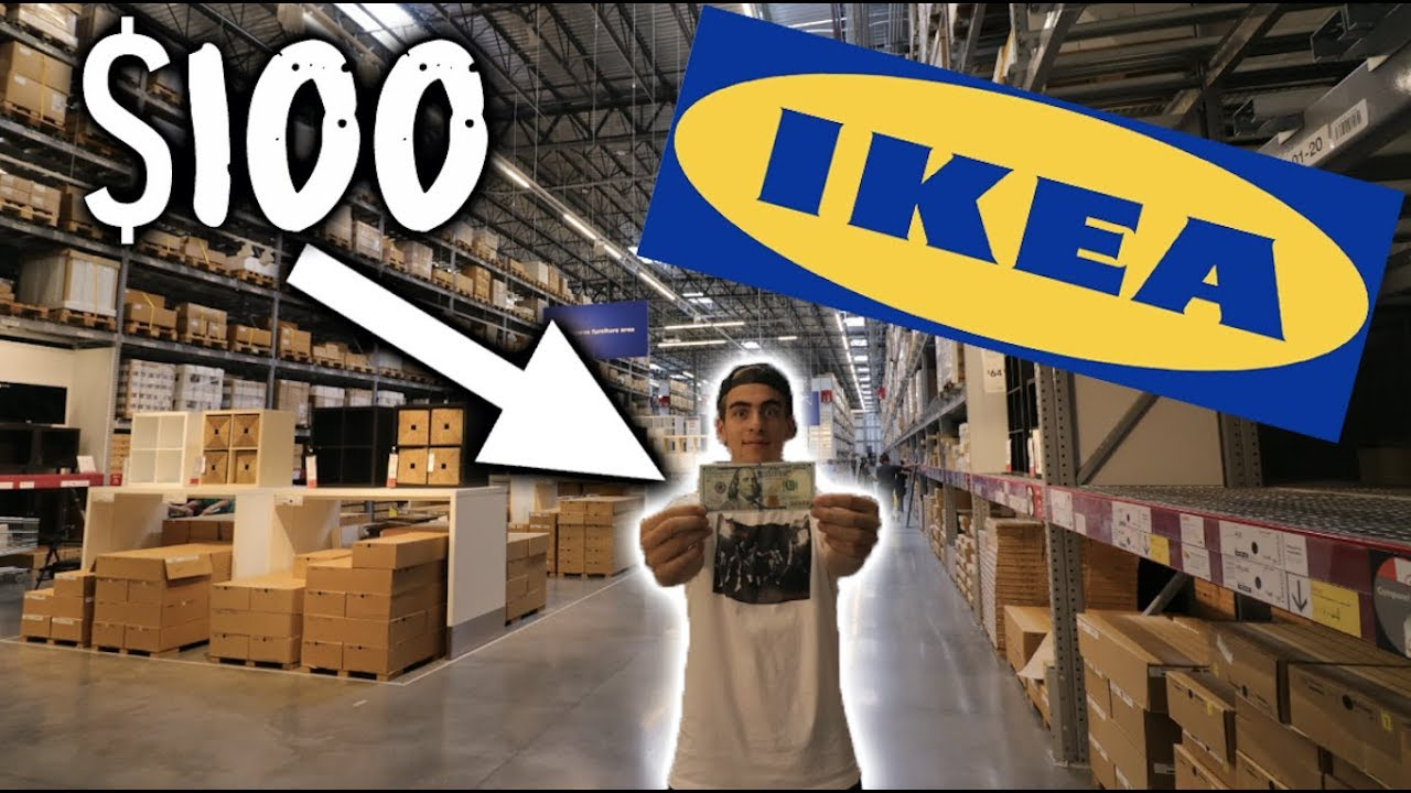MAKE A DOPE HYPEBEAST ROOM FOR UNDER 100 AT IKEA Must