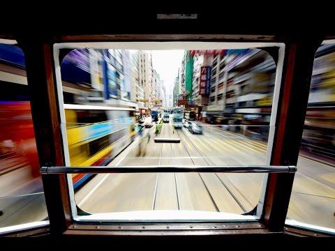 Hong Kong Tramways (Eastbound) Timelapse @ 4K