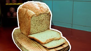 Bread Baking In A Bread Baking Machine - Panasonic SD-253