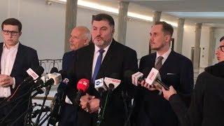 Sądownictwo - Konrad Berkowicz, Artur Dziambor, Janusz Korwin-Mikke