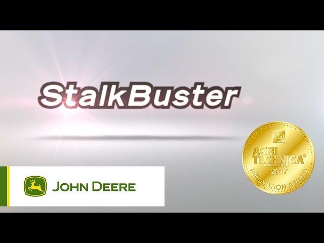 Serie 8000 - STALKBUSTER