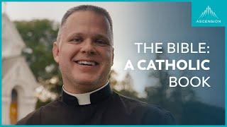 Why the Bible Iṡ Actually a Catholic Book (feat. Fr. Chris Alar, MIC)