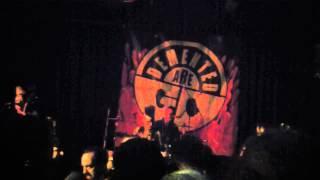 Demented are go - anal wonderland - Live - Strasbourg - 15/12/13 - clip 8