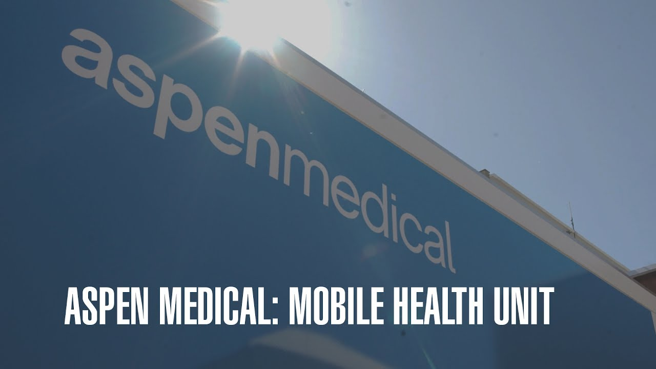 Aspen Medical Mobile Health Unit - Moree Hospital