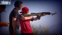 Verify: Arizona laws for open range shooting