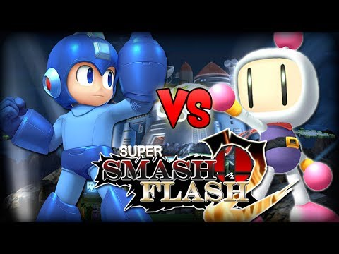 Megaman VS Bomberman