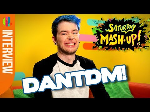 DanTDM answers our Cringey Questions!