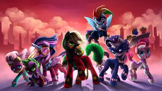 """Heroes"" (we could be) MLP FIM PMV"