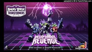 Angry Birds transformers Cobalt Valley theme